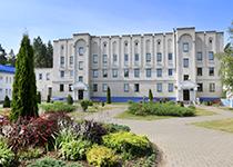 Санаторий Чаборок